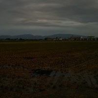 雨が上がりました