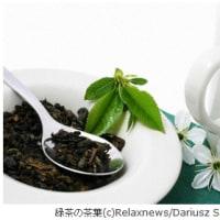 緑茶に歯周病予防効果の可能性=九州大学