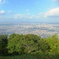 5月6日 札幌市の藻岩山