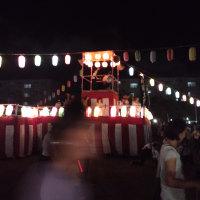 お祭りの世代交代ができる団地とそうでない団地(高洲夏祭り・千葉市美浜区)