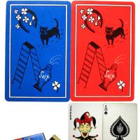 猫のヴィンテージ・トランプ(ダブルデック)11