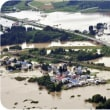 〇【雄物川決壊】・・・・・・・秋田大雨、485棟浸水 道寸断、1千人以上が孤立