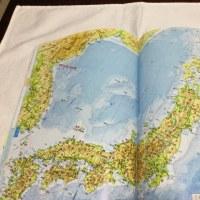 地図買って来ました。