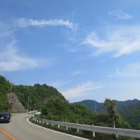 帰りは大好きな道を選んで走りましょう。~抜け道を発見すると嬉しいですね~