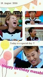 Happy birthday 広さ~~ん