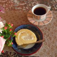 ふわふわロールケーキ@札幌スイーツガーデン パロム