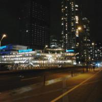 みなとみらい大橋からの夜景