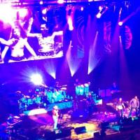 「サンタナ」のコンサート観てきました