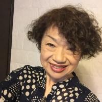 母の遺品 ブラウスファッションショー②