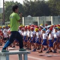 6年生が陸上記録会に参加!