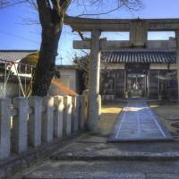 今里神社/奈良県大和高田市今里町