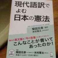 柴田元幸・木村草太 『現代語訳でよむ 日本の憲法』
