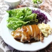 鶏胸肉で焼きチキン南蛮