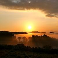 朝霧の東由利 大台