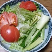 「野菜サラダ」Ⅱ