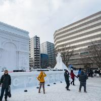 2017さっぽろ雪まつり ピコ太郎が人気だった(その2)