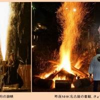 稲前神社の初詣写真、NHK初撮りに採用の巻