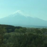5年分くらいの富士山を味わう