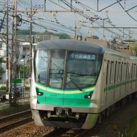 2017年4月25日 小田急  柿生  東京メトロ 16017F  準急