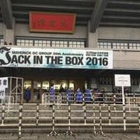 JACK INTHE BOX @ 日本武道館