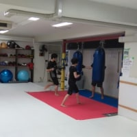 (金)キックボクシング初級