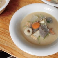 大根とベーコンの粕汁・・・飯村直美料理教室