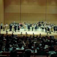 河合第三小学校金管バンドの 春のスペシャルコンサート大盛況御礼