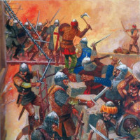 ゴドフロワ・ド・ブイヨンを「聖墳墓教会の守護者」に任命