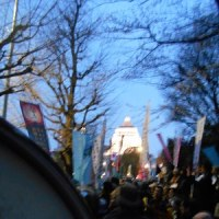 戦争法発動反対!戦争する国許さない 3・29閣議決定抗議!国会正門前大集会