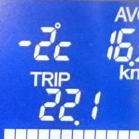 最強寒波っ!