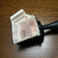 ジムニーJB23W  後付けオートライトの取付 ハイビームもOKに小細工、 その1