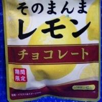 ライオン菓子、そのまんまレモンチョコレートっ!><
