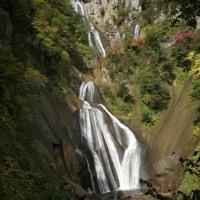 北海道の滝「羽衣の滝」