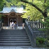 鎌倉 紫陽花と江ノ電の名所 御霊神社前