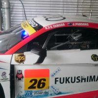 SUPER GT 富士テスト