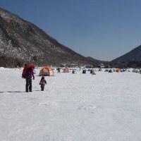 雪山・赤城山~雪上テント泊~
