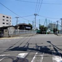 2017・6・27 テキトーに渡るおばさんの橋 横浜の架替関東大震災復興橋梁・浅岡橋