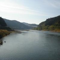 仁淀川上流へ
