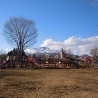 湯川ふるさと公園を歩く