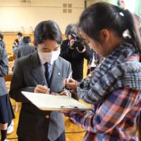 2016.10.25 1、2年の英語