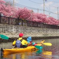 外国人の方々に東京水路をご案内しました。