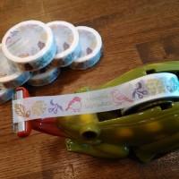 八島オリジナルマスキングテープ販売中!