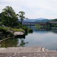 池田湖水際公園・池田へそっ湖大橋