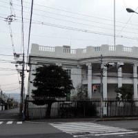 大阪にあるホワイトハウス white house in Osaka