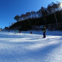 スキーシーズン♪ 自然の中でのスキー・星空・露天風呂☆
