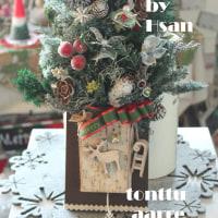 レッスン クリスマスボード2016