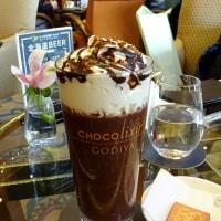 ゴディバのチョコリキサー