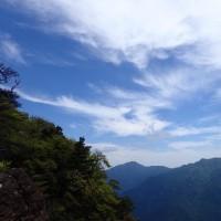 大障子岩(1,451m)
