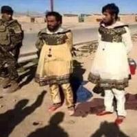 ISIS(ダーイシュ)戦闘員、今度は女装で逃亡・・・!