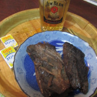 Maguro Steak  &  切り干し大根       <゜)))彡   № 27